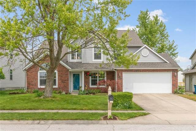 10402 Alexia Drive, Lawrence, IN 46236 (MLS #21784931) :: RE/MAX Legacy