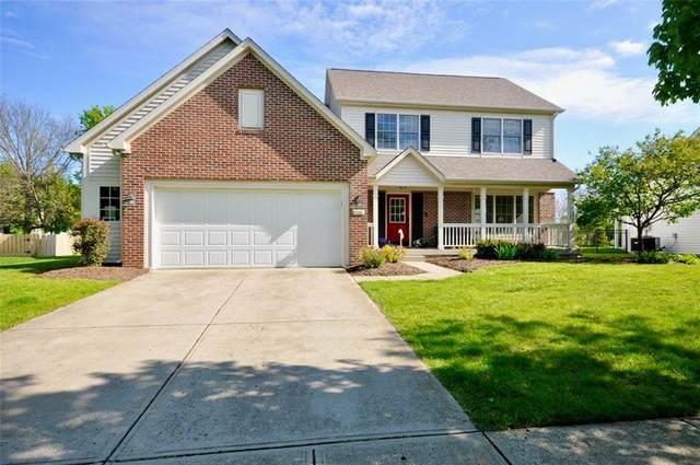 526 Montgomery Drive, Westfield, IN 46074 (MLS #21784939) :: Heard Real Estate Team | eXp Realty, LLC