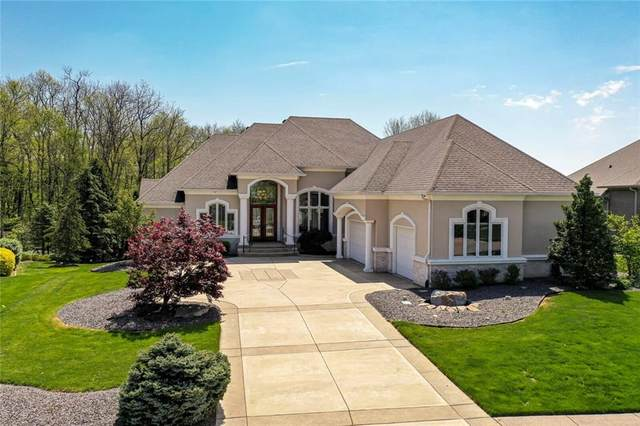 2817 Shadwell Place, Greenwood, IN 46143 (MLS #21784949) :: Dean Wagner Realtors