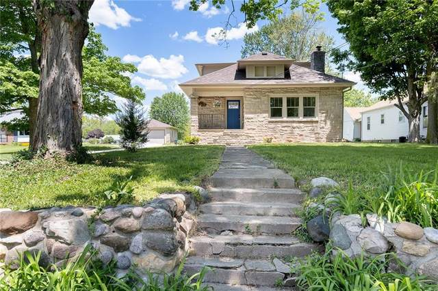 1920 E Epler Avenue, Indianapolis, IN 46227 (MLS #21784957) :: Ferris Property Group