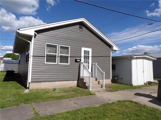 405 S Broadway Street, Seymour, IN 47274 (MLS #21784966) :: Dean Wagner Realtors