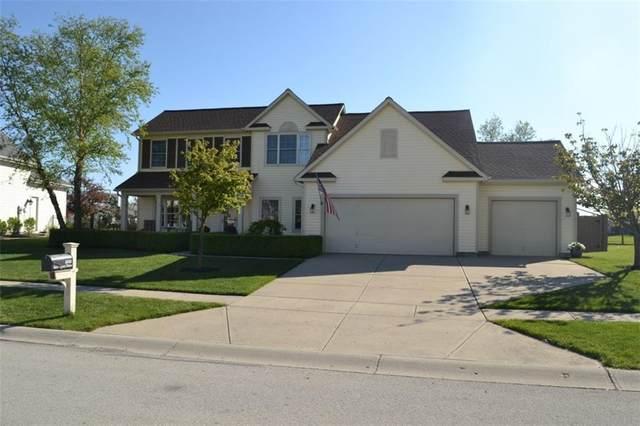 1020 Bridgeport Drive, Westfield, IN 46074 (MLS #21784972) :: Heard Real Estate Team | eXp Realty, LLC