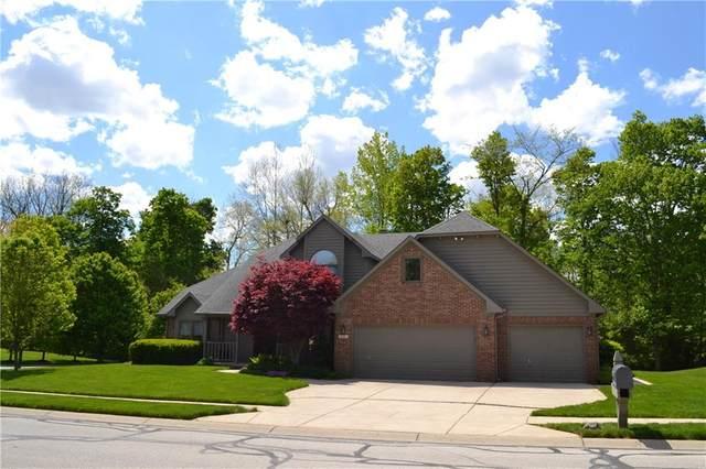 6701 Romeo Drive, Avon, IN 46123 (MLS #21784976) :: Heard Real Estate Team | eXp Realty, LLC
