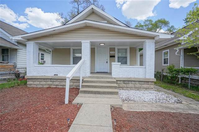 1219 N Holmes Avenue, Indianapolis, IN 46222 (MLS #21784986) :: Anthony Robinson & AMR Real Estate Group LLC