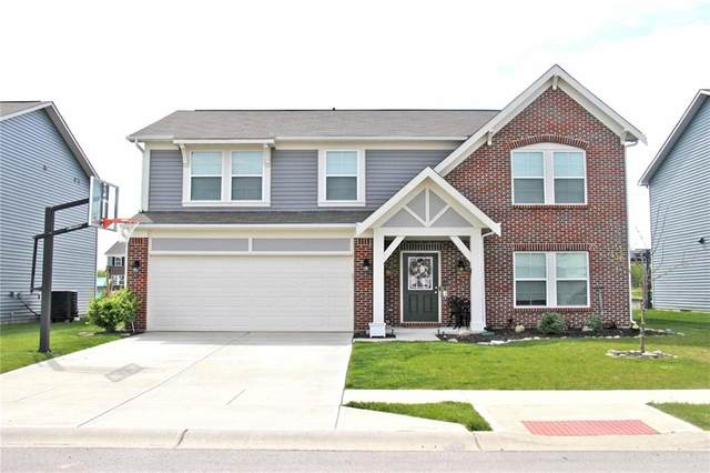 4316 Blue Note Drive, Indianapolis, IN 46239 (MLS #21784987) :: Richwine Elite Group