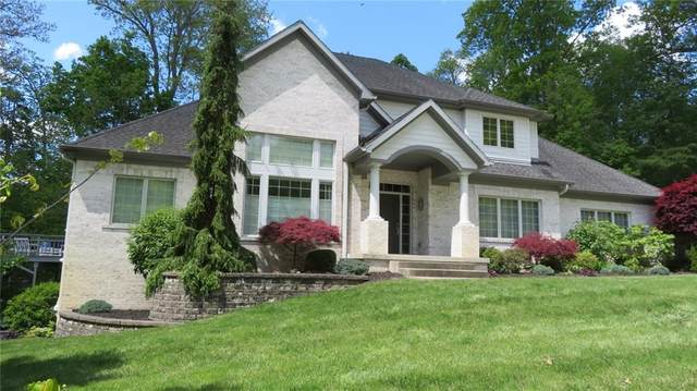 599 N Tulip Court, Crawfordsville, IN 47933 (MLS #21784994) :: The ORR Home Selling Team