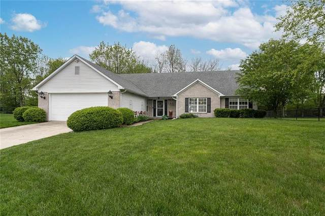 6452 Crystal Ridge Circle, Indianapolis, IN 46259 (MLS #21784997) :: Quorum Realty Group