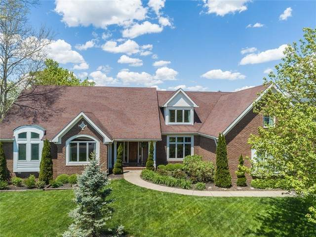 9032 Diamond Pointe Drive, Indianapolis, IN 46236 (MLS #21785009) :: Heard Real Estate Team | eXp Realty, LLC