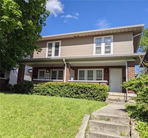 609 - 11 N Dequincy Street, Indianapolis, IN 46201 (MLS #21785010) :: Keller & Corbett Real Estate