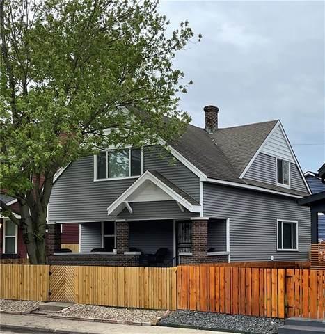 920 N Rural Street, Indianapolis, IN 46201 (MLS #21785013) :: Ferris Property Group