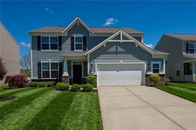 2717 Night Hawk Road, Greenwood, IN 46143 (MLS #21785022) :: Keller & Corbett Real Estate