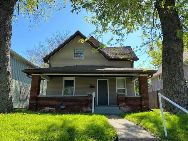 1337 N Gale Street, Indianapolis, IN 46201 (MLS #21785030) :: The Evelo Team