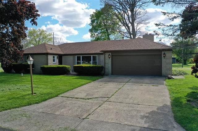 30 Hickory Court, Anderson, IN 46011 (MLS #21785031) :: Richwine Elite Group