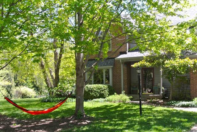 889 Bridle Circle, Carmel, IN 46032 (MLS #21785052) :: Mike Price Realty Team - RE/MAX Centerstone