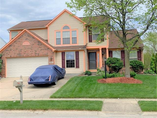 6381 Kentstone Drive, Indianapolis, IN 46268 (MLS #21785055) :: The ORR Home Selling Team