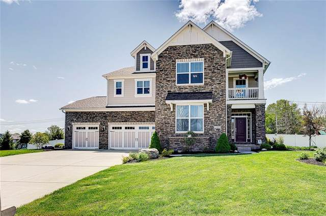 11933 Logan Hunter Trail, Noblesville, IN 46060 (MLS #21785095) :: Mike Price Realty Team - RE/MAX Centerstone