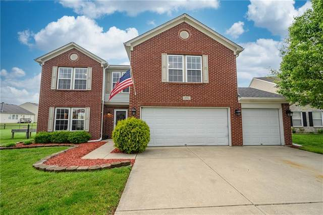 6842 Tadpole Court, Indianapolis, IN 46237 (MLS #21785102) :: Mike Price Realty Team - RE/MAX Centerstone