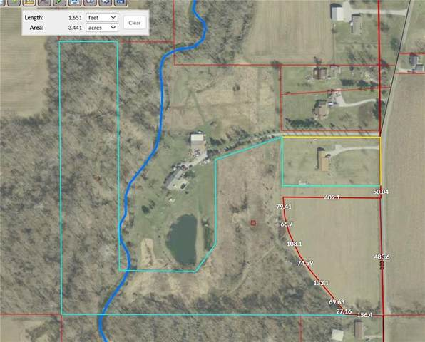 North 900 West W 900 Road W, Carthage, IN 46115 (MLS #21785117) :: Mike Price Realty Team - RE/MAX Centerstone