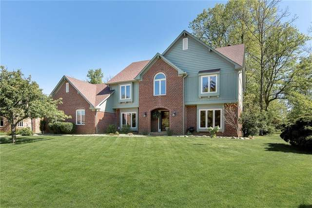 13833 Forest Terrace Drive, Carmel, IN 46032 (MLS #21785136) :: HergGroup Indianapolis