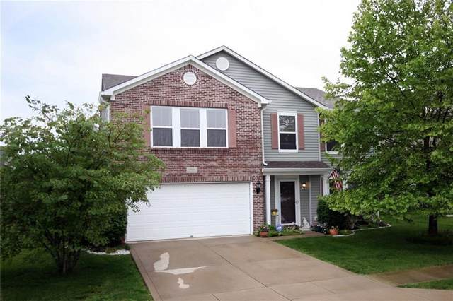 10916 Inspiration Drive, Indianapolis, IN 46259 (MLS #21785137) :: AR/haus Group Realty