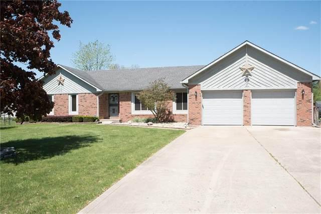 226 Poplar Grove Drive, Avon, IN 46123 (MLS #21785156) :: Heard Real Estate Team | eXp Realty, LLC