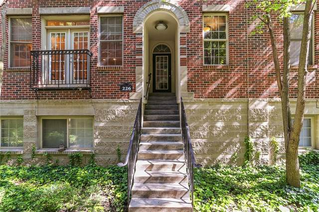 226 N Cleveland Street C, Indianapolis, IN 46204 (MLS #21785160) :: Heard Real Estate Team | eXp Realty, LLC