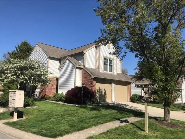 11640 Buttonwood Drive, Carmel, IN 46033 (MLS #21785167) :: RE/MAX Legacy