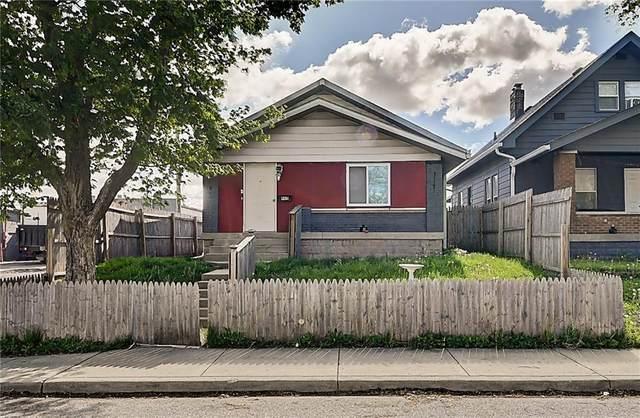 969 N Drexel Avenue, Indianapolis, IN 46201 (MLS #21785174) :: Heard Real Estate Team | eXp Realty, LLC