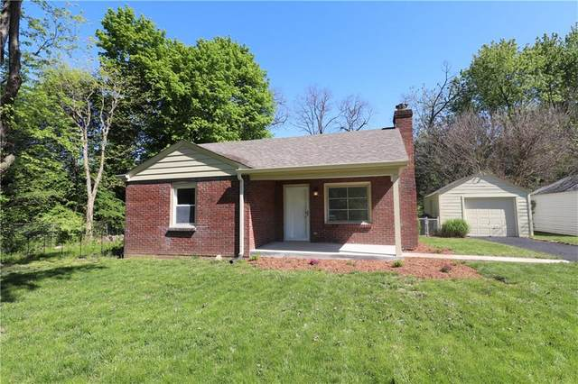 3234 E 43RD Street, Indianapolis, IN 46205 (MLS #21785191) :: Heard Real Estate Team | eXp Realty, LLC