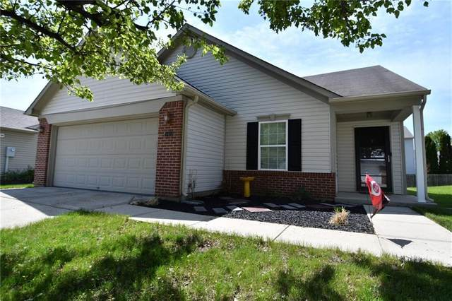 10455 Northern Dancer Drive, Indianapolis, IN 46234 (MLS #21785194) :: Keller & Corbett Real Estate