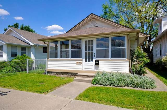 1028 E Albany Street, Indianapolis, IN 46203 (MLS #21785195) :: Heard Real Estate Team | eXp Realty, LLC