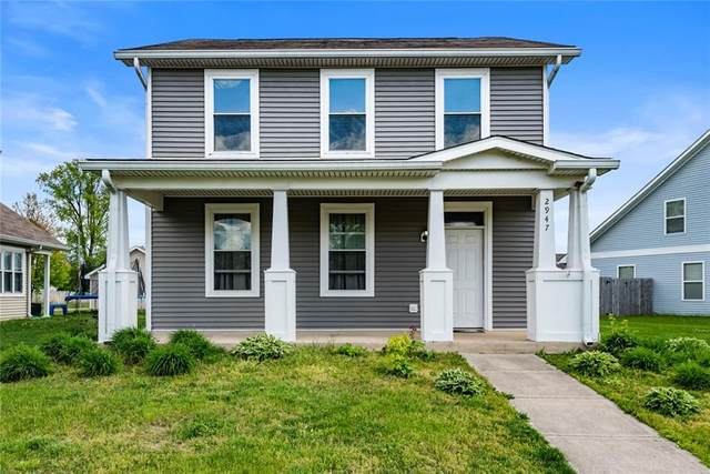 2947 E Tabor Street, Indianapolis, IN 46203 (MLS #21785198) :: Anthony Robinson & AMR Real Estate Group LLC