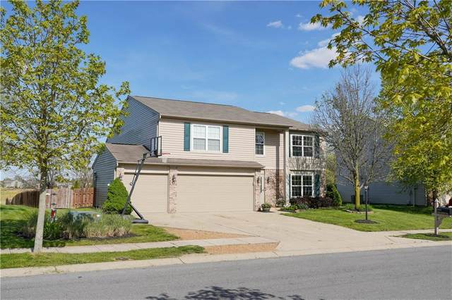 19212 Golden Meadow Way, Noblesville, IN 46060 (MLS #21785200) :: Heard Real Estate Team | eXp Realty, LLC
