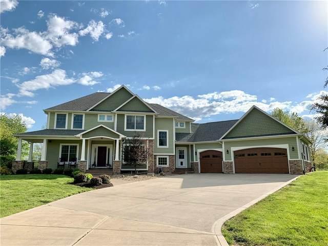 12734 N Waters Edge Drive, Camby, IN 46113 (MLS #21785202) :: Heard Real Estate Team | eXp Realty, LLC