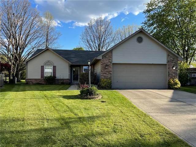 1509 Cherrywood Court, Westfield, IN 46074 (MLS #21785209) :: Heard Real Estate Team | eXp Realty, LLC