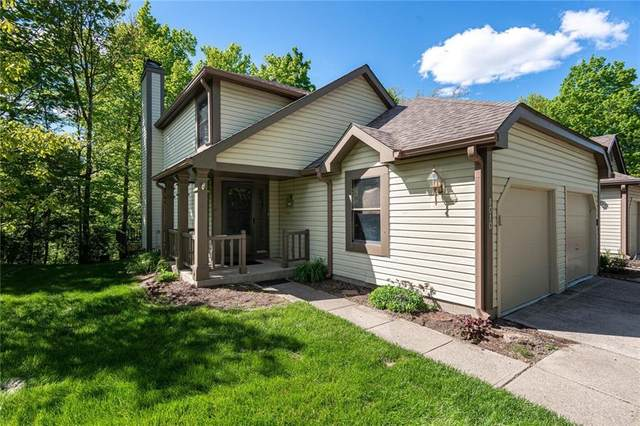 8010 Sunset Cove Drive #0, Indianapolis, IN 46236 (MLS #21785219) :: Richwine Elite Group