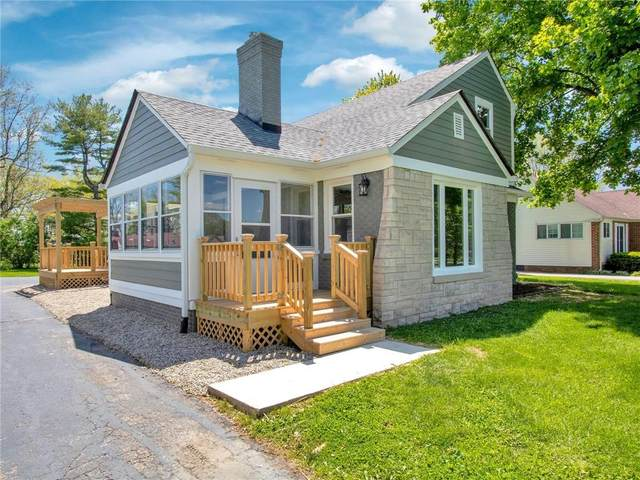 1755 Southview Drive, Indianapolis, IN 46227 (MLS #21785240) :: Mike Price Realty Team - RE/MAX Centerstone