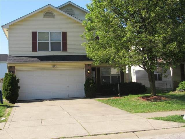 11045 Waterfield Lane, Indianapolis, IN 46235 (MLS #21785271) :: Mike Price Realty Team - RE/MAX Centerstone