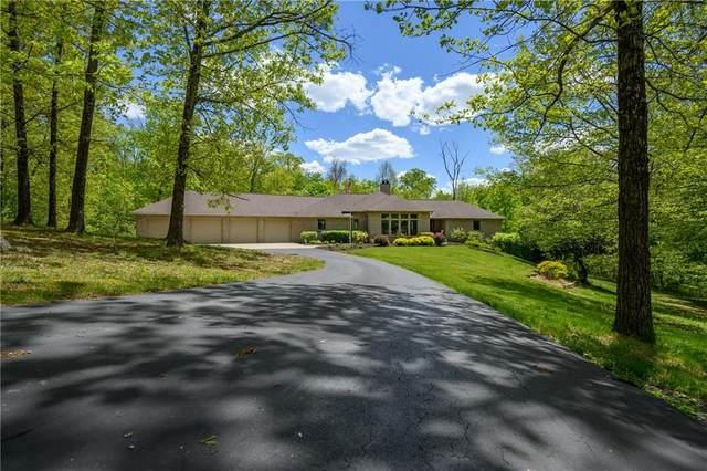 7849 Four Mile Ridge Road, Nashville, IN 47448 (MLS #21785279) :: The ORR Home Selling Team