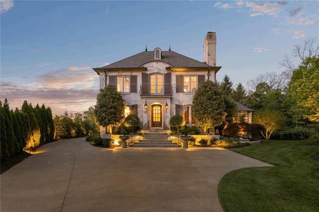 4735 Ellery Lane, Indianapolis, IN 46250 (MLS #21785281) :: Keller & Corbett Real Estate