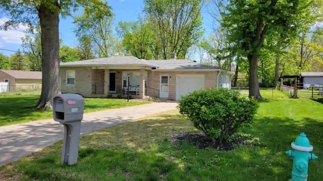 4843 S Walcott Street, Indianapolis, IN 46227 (MLS #21785297) :: Ferris Property Group