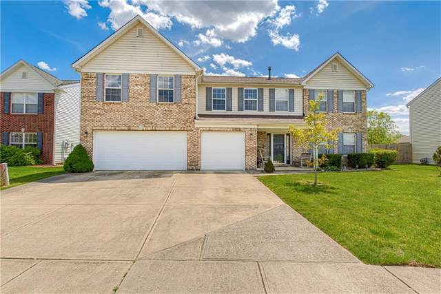 5061 Gunston Lane, Plainfield, IN 46168 (MLS #21785298) :: Heard Real Estate Team | eXp Realty, LLC