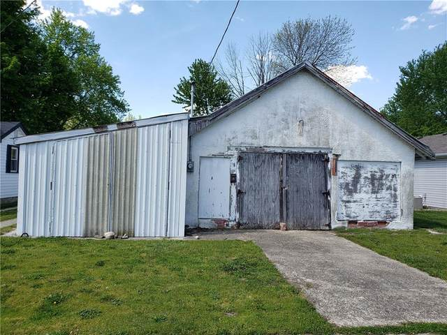 315 Hamilton Street, Fortville, IN 46040 (MLS #21785302) :: HergGroup Indianapolis