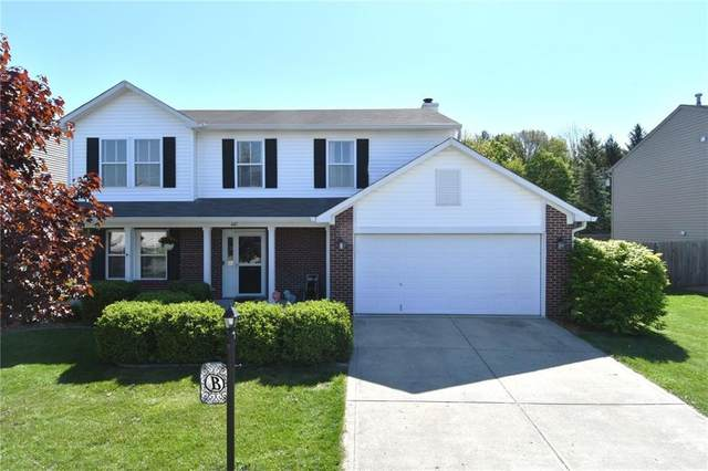 443 Watercress Way, Brownsburg, IN 46112 (MLS #21785309) :: Heard Real Estate Team | eXp Realty, LLC