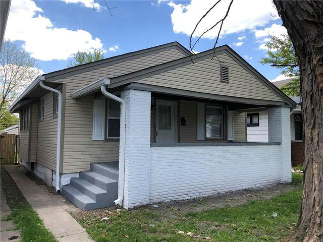 802 N Drexel Avenue, Indianapolis, IN 46201 (MLS #21785321) :: Heard Real Estate Team | eXp Realty, LLC