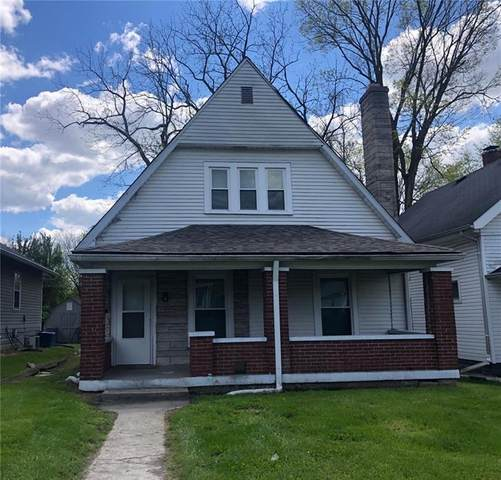1311 W 33rd Street, Indianapolis, IN 46208 (MLS #21785326) :: Keller & Corbett Real Estate