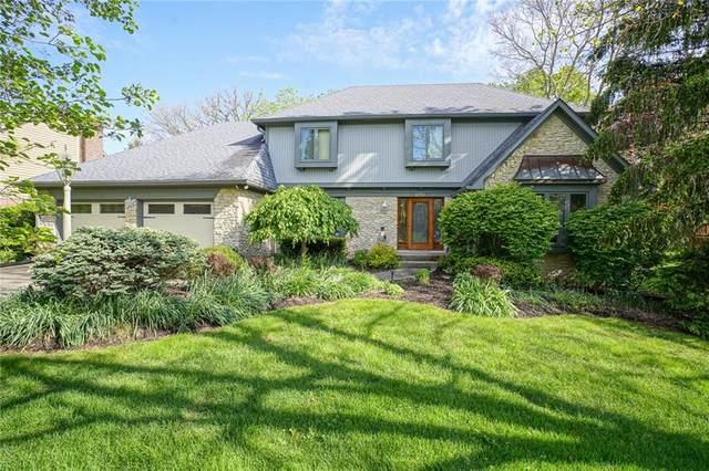 4758 Bedford Drive, Carmel, IN 46033 (MLS #21785327) :: Heard Real Estate Team | eXp Realty, LLC
