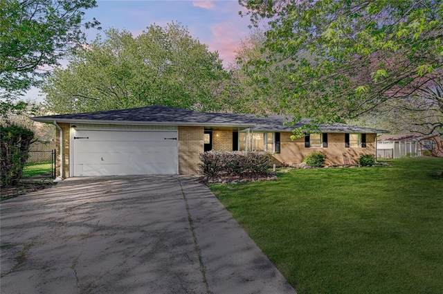 5925 N Olivia Drive, Alexandria, IN 46001 (MLS #21785335) :: The Indy Property Source