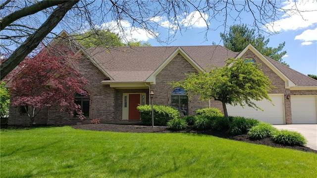 123 Morningside Drive, Brownsburg, IN 46112 (MLS #21785366) :: Heard Real Estate Team | eXp Realty, LLC