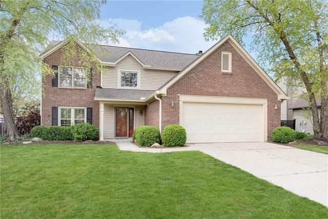 7670 Willow Ridge, Fishers, IN 46038 (MLS #21785387) :: Heard Real Estate Team | eXp Realty, LLC